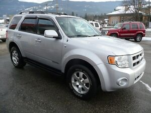 2008 Ford Escape AWD Limited  LOW KM