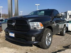 2016 Ram 1500 Express 4x4|HEMI V8|Dual Exhaust|AC|Trailer Hitch