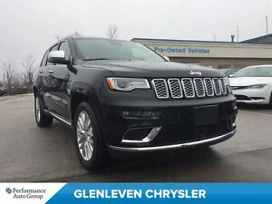 2017 Jeep Grand Cherokee NEW, SUMMIT, 0% AVAILABLE