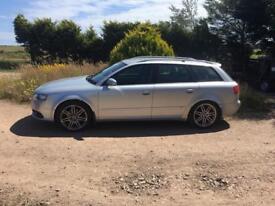 Audi A4 2.0 tdi avant (s-line)