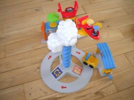 Fisher Price Little People Spinnin' Airport