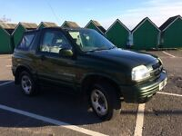 Suzuki vitara GV2000 convertible/soft top, Good runner, great fun, sad to see it go! £850 ONO