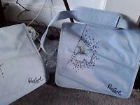 2 Rip Curl laptop bags