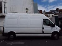 MAN AND VAN FROM £15 HOUR REMOVALS SERVICE