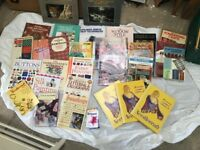 job lot of arts and craft books in great condition