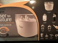 Tommee tippee electric steriliser and bottle warmer