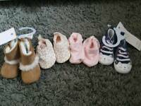 Girls 0-3 shoes