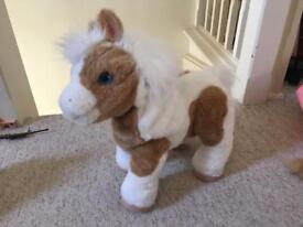 FurReal baby butterscotch pony