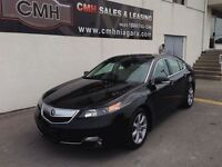 2013 Acura TL TECH NAV CAM ROOF LEATH (CERTIFIED)