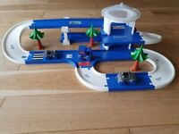 For sale used kids car race track