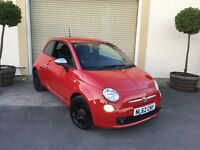 2012 Fiat 500 0.9 Zero Road Tax Only 38,000 Miles !!