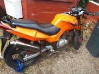 BARGAIN!!! Superbyke RSR 125cc motorbike