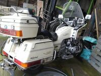 Honda Gold wing 1200 aspincade wanted