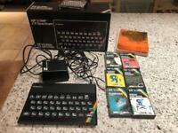 Vintage ZX Spectrum
