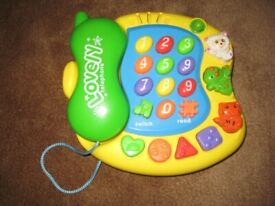 Lovely Activity Toy Phone for £5.00