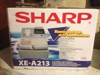 Electronic cash register Sharp XE-A213