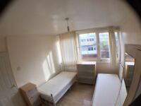 T***Lovely Twin Room with Two SingleBed (All Bill Inc)