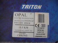 Triton Shower unit