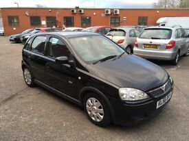 2006 Vauxhall Corsa Good Runner with history and mot