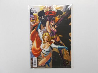 Batman / Superman # 14 - Comicshop Variant Edition. DC 2007. Panini. Z. 0-1