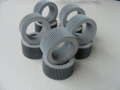 10pcslot Pickup Roller 035-14303 For Riso Feed Tires Rp3700 Rp3100 Mz Rp Rz Rv