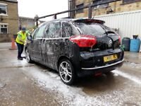 Hand Car Wash & Valeting Service