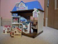Sylvanian Families Toy Shop