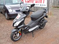 2004 64 PLATE MOTORBIKE SCOOTER FOR SALE LOW MILES 49cc