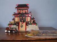 Lego Orient Expedition Dragon Fortress #7419