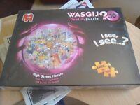 Unopened Jigsaw puzzle