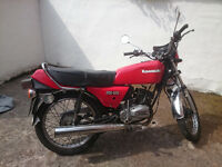 Kawasaki KH125 1998 in very good condition