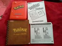 Nintendo Pokemon 1998 Pokedex