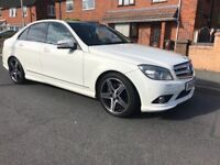 Mercedes c350 one off 65k