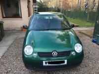 VW Lupo 1.0 petrol