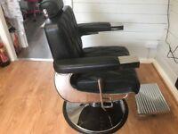 Kensington Barbers chair