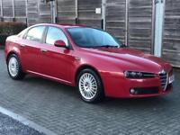 Alfa Romeo 159 2.4 JTDM Lusso 4dr HPI CLEAR,NAV