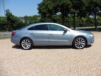 Volkswagen Passat Cc 2.0 GT TDi DSG Tip/Auto (beutifull blue grey metallic) 2010