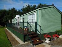 Beautiful static caravan for sale on a holiday park in stunning Yorkshire countryside
