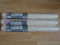 3+ Rolls of Lining Paper / Wallpaper - Erfurt Professional 1200-grade