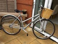 Zero City ladies bike