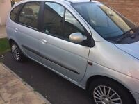 Renault Megane scenic expression quick sale was £300 now £150