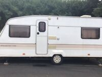 Baileys 1998 4 berth caravan