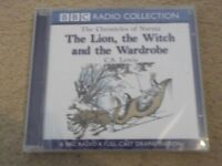 The Lion, the witch and the wardrobe BBC collection