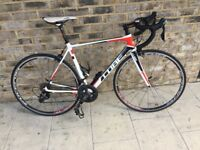 Professional full carbon as new racer bike all groupset Shimano 105 no scratches