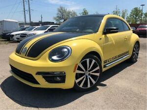 2014 Volkswagen Beetle 2.0 TSI Sportline NAV LEATHER MOONROOF