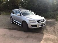VW Touareg for sale in great condition ( Famele owner )