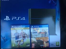 2 X cheap PS4 bundles