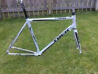 Trek 1.5 alpha road bike frame