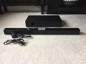 60w Logik soundboard + subwoofer £75 ONO