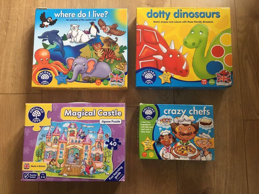 Orchard Toys Games In Long Ashton Bristol Gumtree They are well made, a simple idea, but i like it because it's teaching little ones about animals and where they live aswell as. gumtree